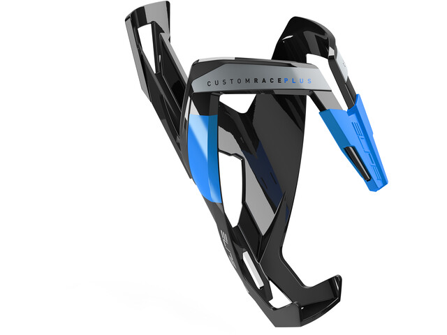 Elite Custom Race Plus Portabidón, black/glossy blue